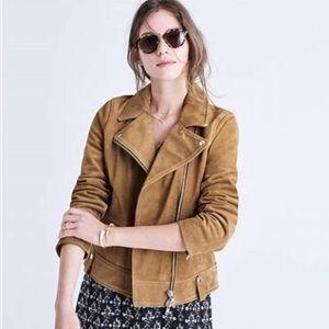 Madewell motorcycle jacket